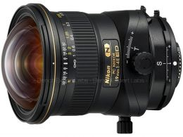 Nikon PC Nikkor 19mm F4E ED photo 1