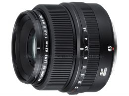 Fujifilm GF 63mm F2.8 R WR photo 1