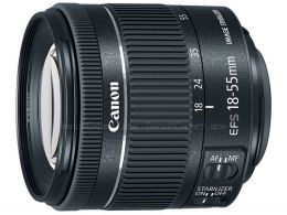 Canon EF-S 18-55mm F4-5.6 IS STM photo 1