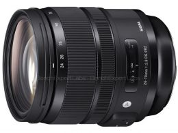 Sigma 24-70mm F2.8 DG OS HSM Art photo 1