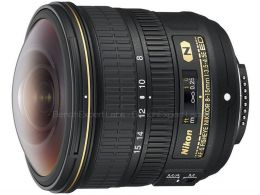 Nikon AF-S Nikkor Fisheye 8-15mm F3.5-4.5E ED photo 1