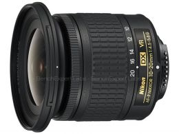 Nikon AF-P DX Nikkor 10-20mm F4.5-5.6G VR photo 1