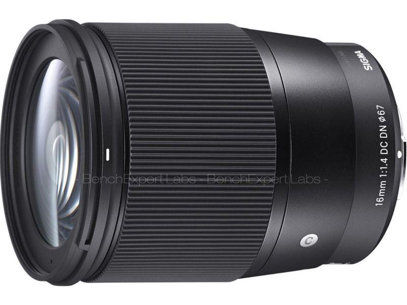 Sigma 16mm F1.4 DC DN (monture Sony E)