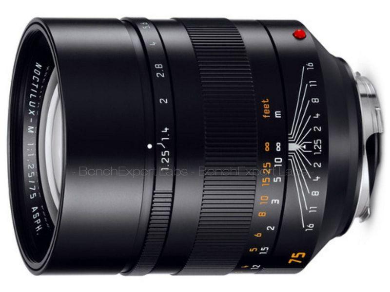 Leica Noctilux-M 75 mm f/1,25 ASPH.