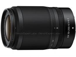 Nikon NIKKOR Z DX 50-250mm f/4.5-6.3 VR photo 1