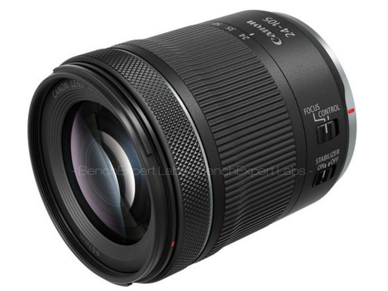 CANON RF 24-105mm F4.0-7.1 IS STM