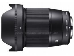 SIGMA 16mm F1.4 DC DN | C (L-mount) photo 1