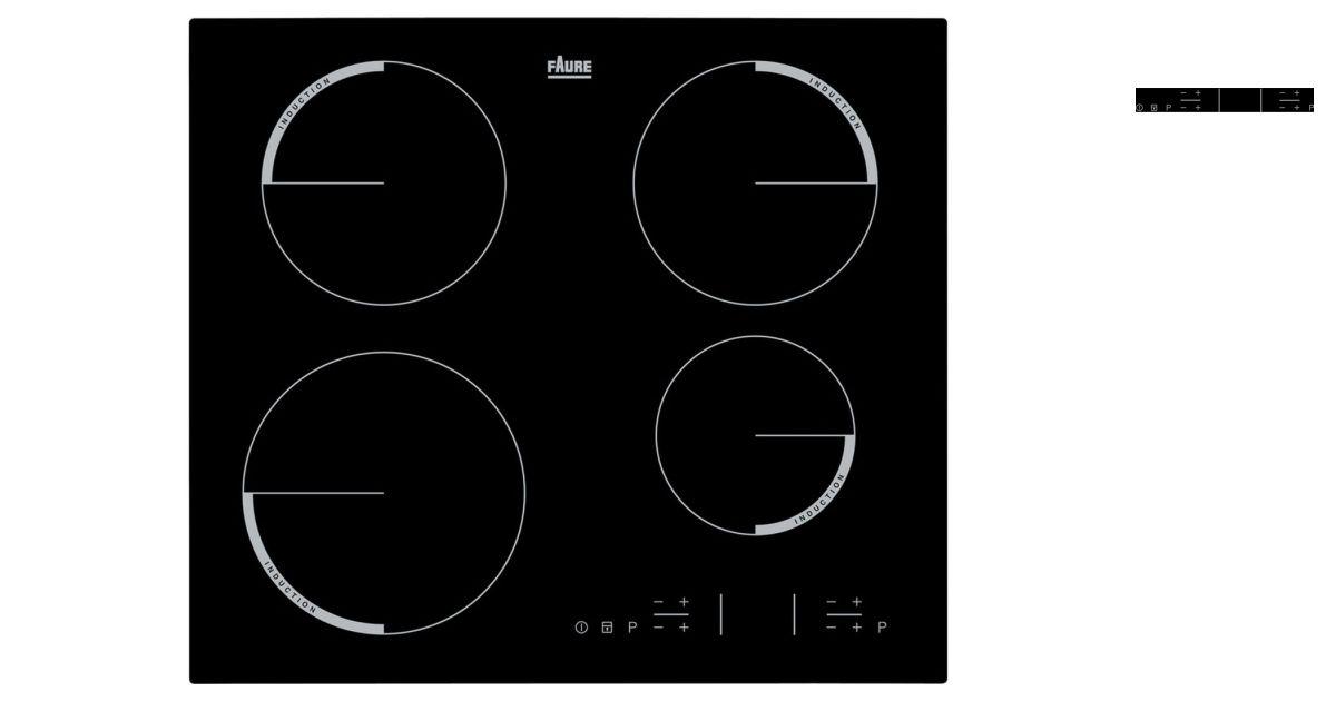 faure fel6440fba plaques de cuisson. Black Bedroom Furniture Sets. Home Design Ideas