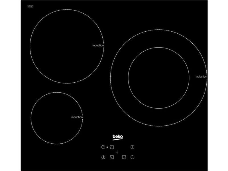 beko hii63402at plaques de cuisson. Black Bedroom Furniture Sets. Home Design Ideas