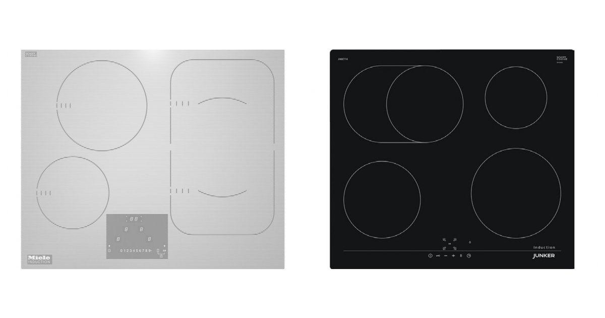 comparatif miele km 6324 1 bb powerflex vs plaques de cuisson. Black Bedroom Furniture Sets. Home Design Ideas