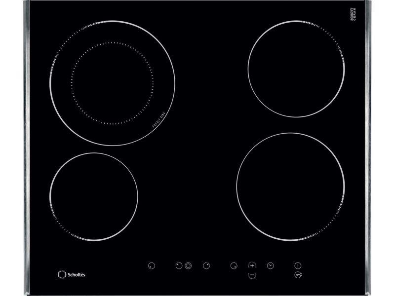 bas prix 76dc0 bb328 Scholtes TRC 641 DL | Plaques de cuisson