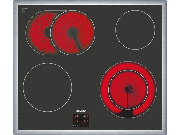 comparatif siemens ef645hn17 vs amica kmi 13318 f plaques de cuisson. Black Bedroom Furniture Sets. Home Design Ideas