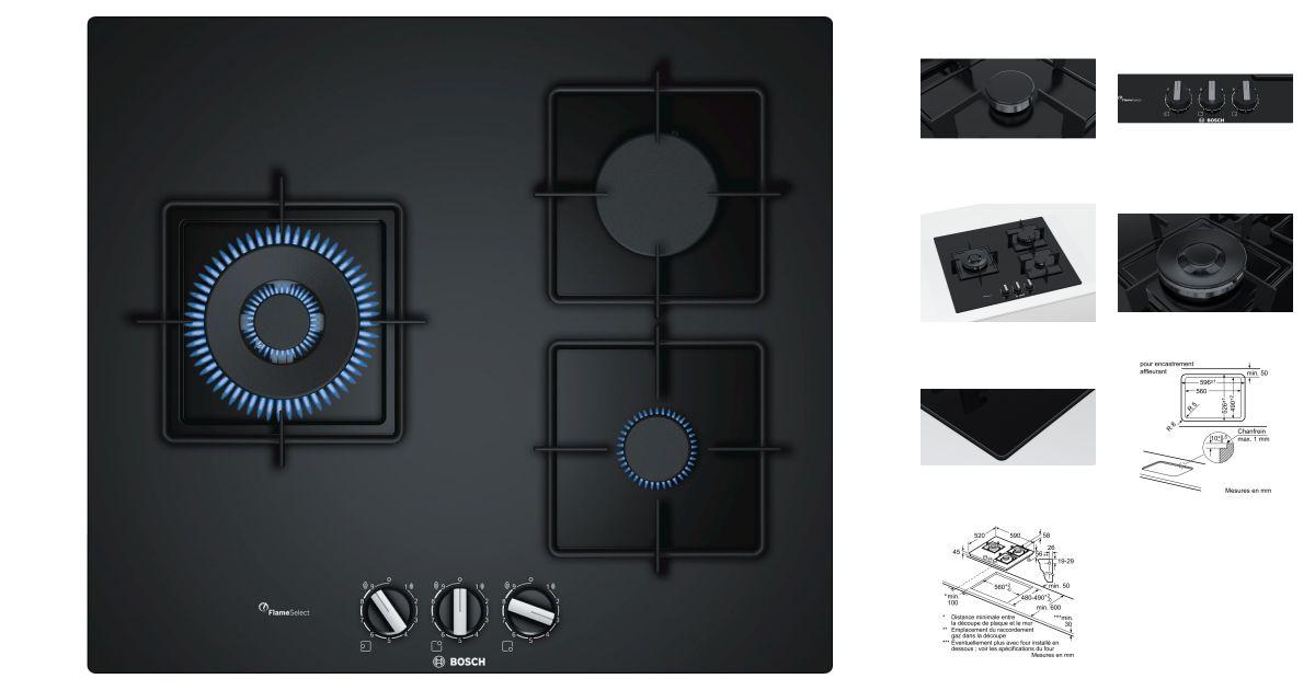 design de qualité 40b86 d8d4c Bosch PPC6A6B10