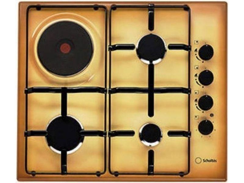 bas prix 599b1 24005 SCHOLTES TC63STF | Plaques de cuisson