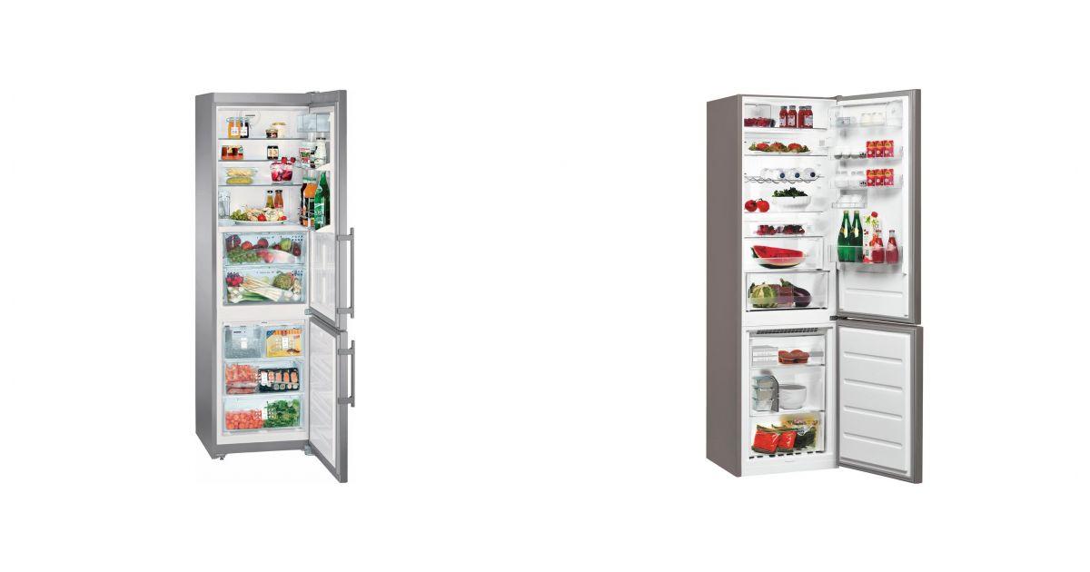 Comparatif Liebherr Cbnpes 3976 Premium Vs Electrolux