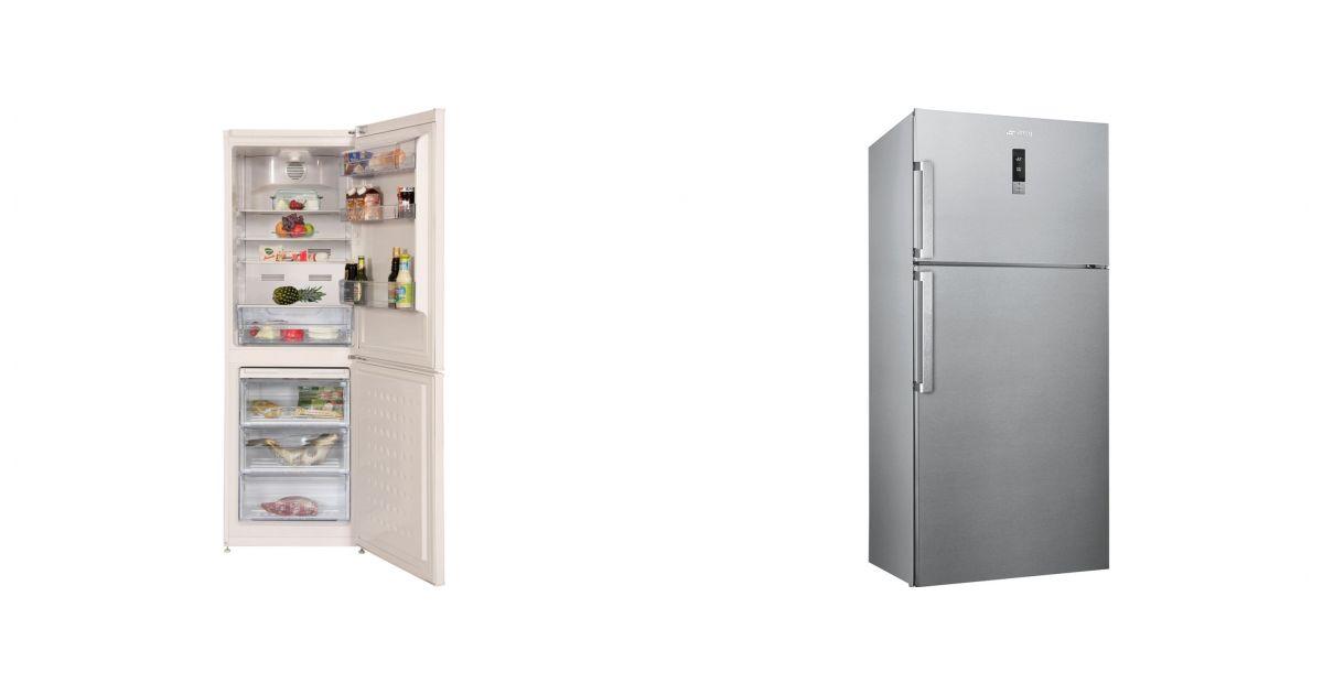 comparatif beko cn228121 vs smeg fd54pxne4 refrig rateurs. Black Bedroom Furniture Sets. Home Design Ideas
