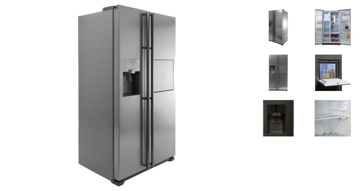 samsung rsg5pusl | refrigérateurs