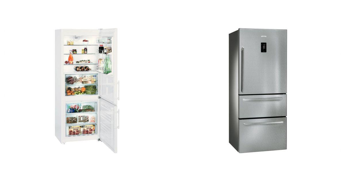 comparatif liebherr cbnp 5156 premium biofresh nofrost vs smeg ft41bxe refrig rateurs. Black Bedroom Furniture Sets. Home Design Ideas