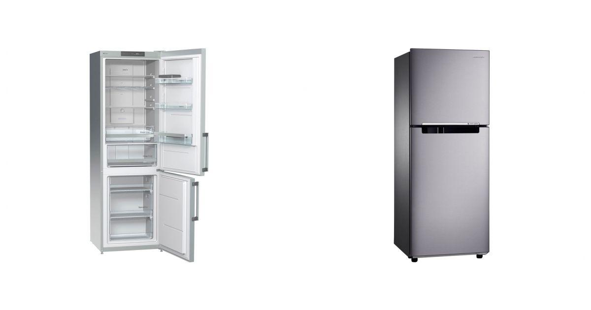 comparatif gorenje nrk6192jx vs samsung rt20har3dsa. Black Bedroom Furniture Sets. Home Design Ideas