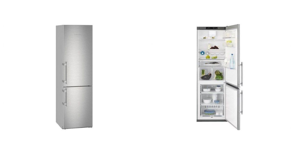 Comparatif Liebherr Cbnef 4815 Comfort Biofresh Nofrost Vs Siemens Kg36nxi35 Refrig 233 Rateurs