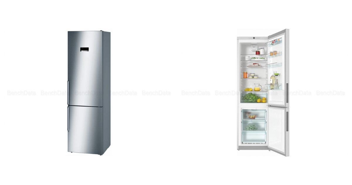 Bosch Kühlschrank Kgn39vi45 : Comparatif bosch kgn xi vs bosch kgn vi refrigérateurs