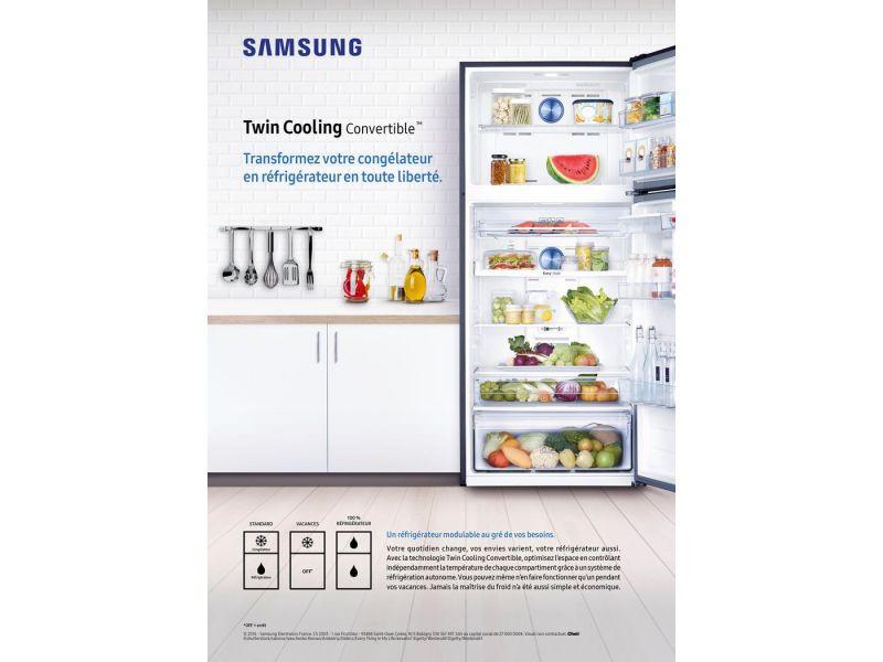 Samsung RT29K5000S9   Refrigérateurs