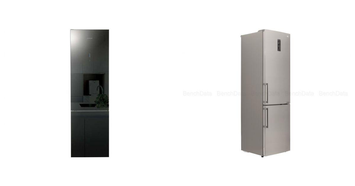comparatif daewoo rn t550cb vs bosch kgn46xl30 refrig rateurs. Black Bedroom Furniture Sets. Home Design Ideas
