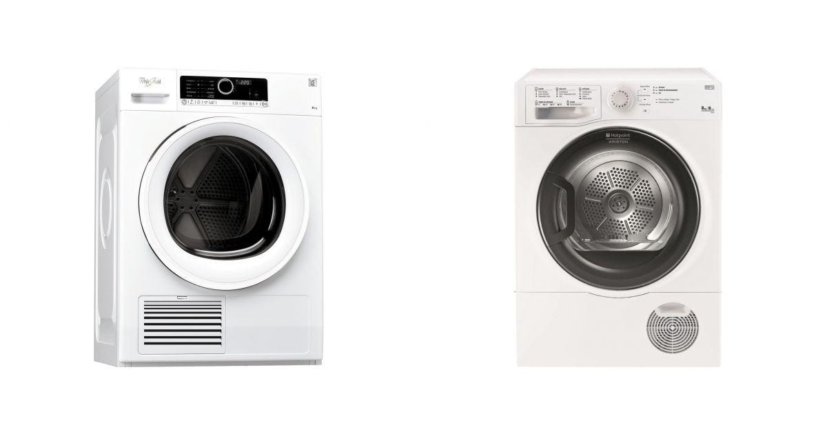 comparatif whirlpool dscx 80110 vs hotpoint tcs83bghfr seche linge. Black Bedroom Furniture Sets. Home Design Ideas