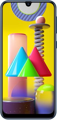 Samsung Galaxy M31, Double SIM, 64Go, 4G