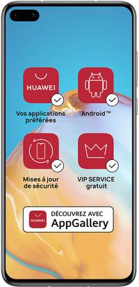Huawei P40, 128Go, 4G