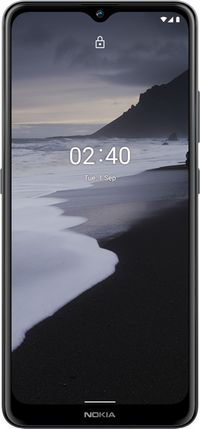 Nokia 2.4, Double SIM, 64Go, 4G
