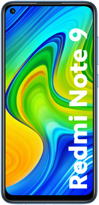 Xiaomi Redmi Note 9, Double SIM, 64Go, 4G