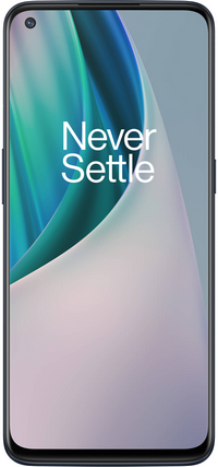 OnePlus Nord N10 5G, Double SIM, 128Go, 4G