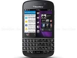BLACKBERRY Q10, 16Go, 4G photo 1