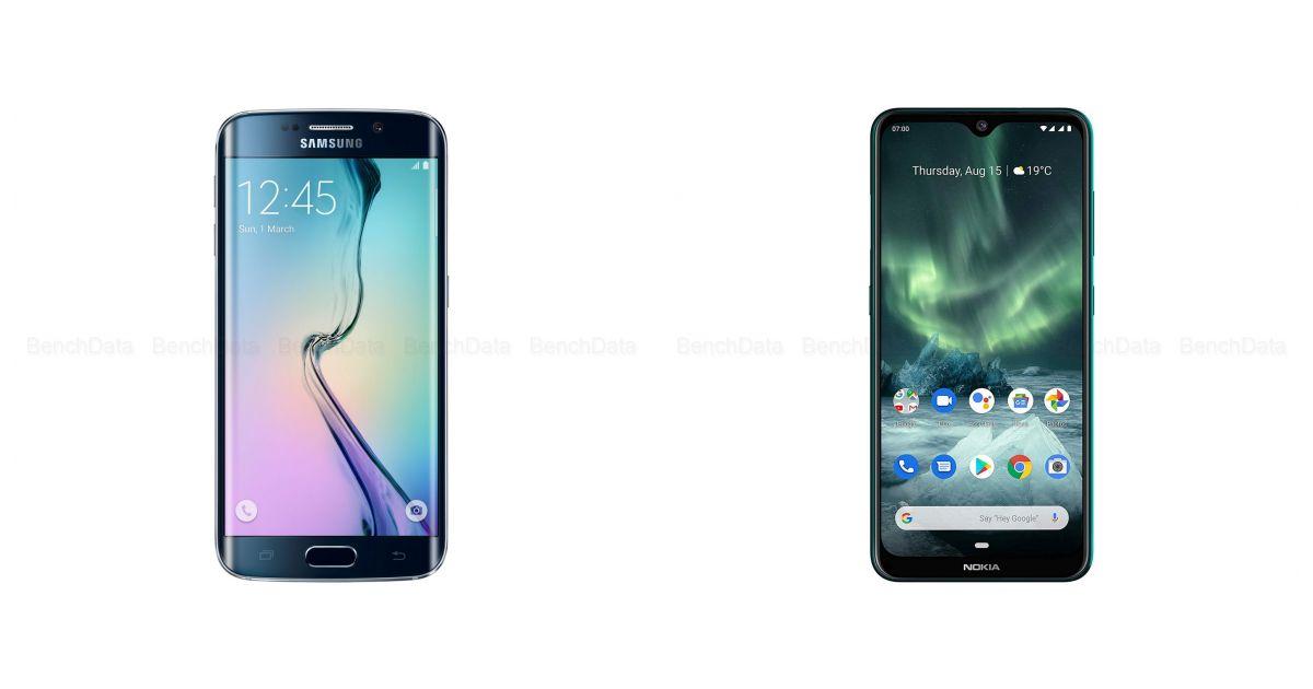 comparatif samsung galaxy s6 edge 128go 4g vs huawei p20 lite 128go 4g smartphones. Black Bedroom Furniture Sets. Home Design Ideas