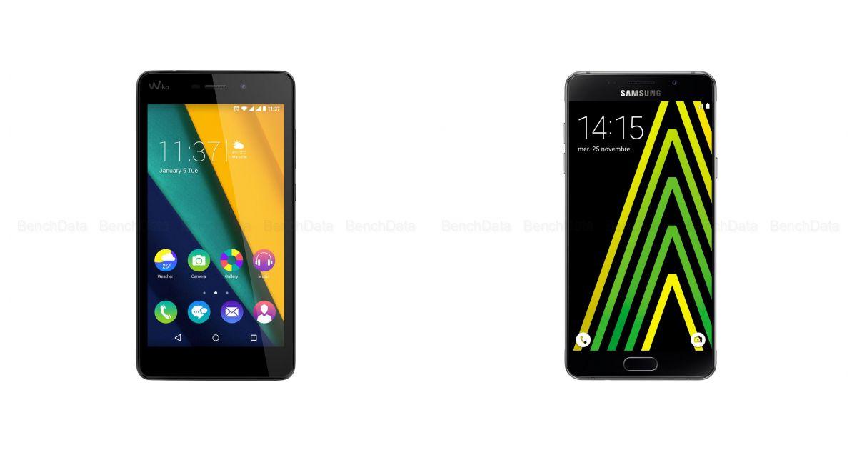 Wiko pulp fab double sim 16go 4g smartphones for Photo ecran wiko pulp