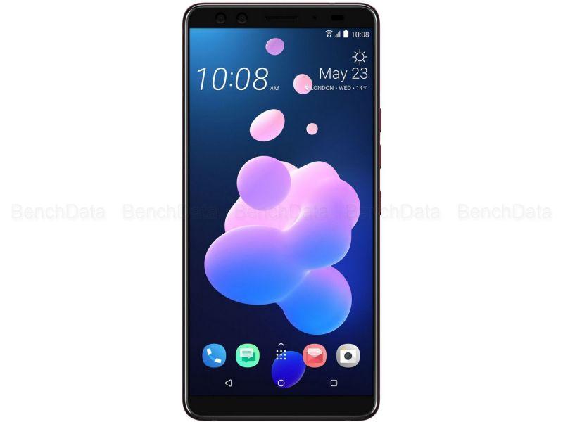 HTC U12+, Double SIM, 64Go, 4G