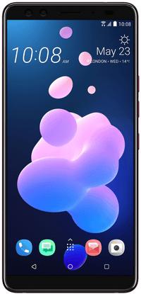 HTC U12+, Double SIM, 128Go, 4G