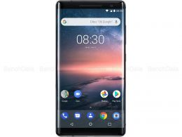 Nokia 8 Sirocco, 128Go, 4G photo 1