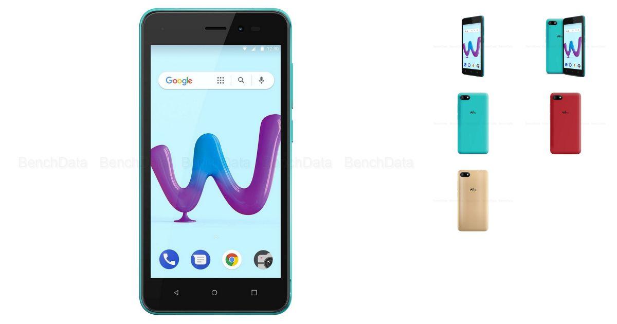 Wiko Sunny 3, Double SIM, 8Go, 4G