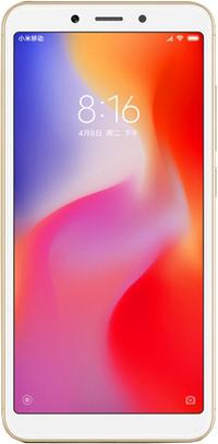 Xiaomi Redmi 6A, Double SIM, 16Go, 4G