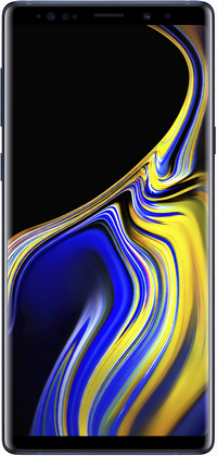 Samsung Galaxy Note 9, Double SIM, 128Go, 4G