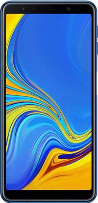 Samsung A7 2018, Double SIM, 64Go, 4G