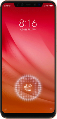 Xiaomi Mi 8 Pro, Double SIM, 128Go, 4G