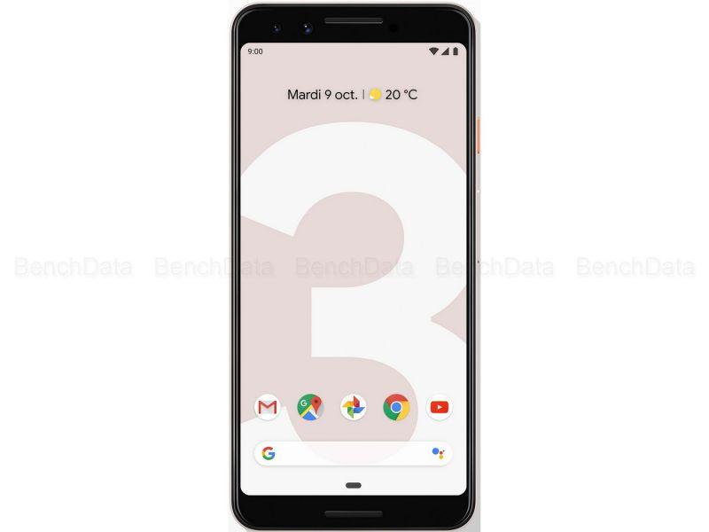 Google Pixel 3, 128Go, 4G