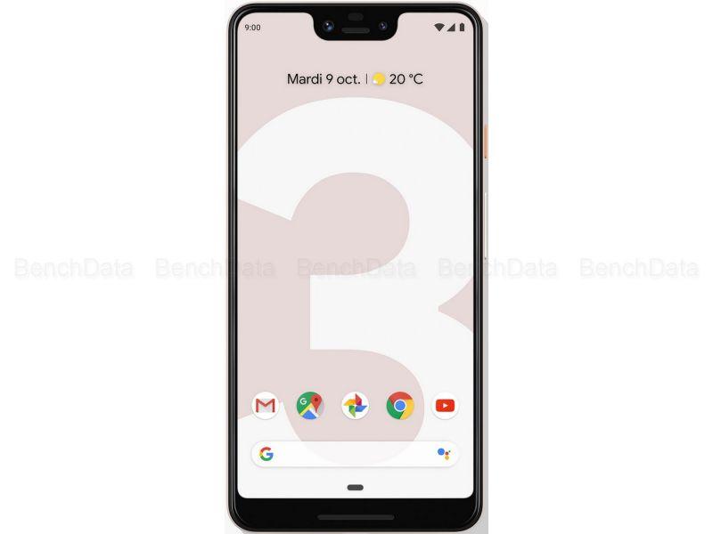 Google Pixel 3 XL, 64Go, 4G