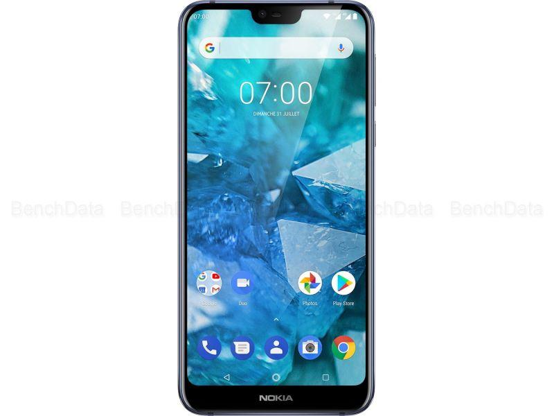 Nokia 7.1, Double SIM, 64Go, 4G