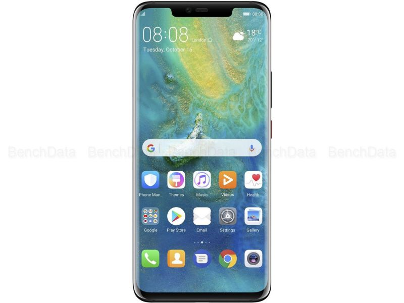 Huawei Mate 20 Pro, Double SIM, 256Go, 4G