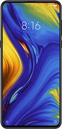 Xiaomi Mi Mix 3, Double SIM, 128Go, 4G