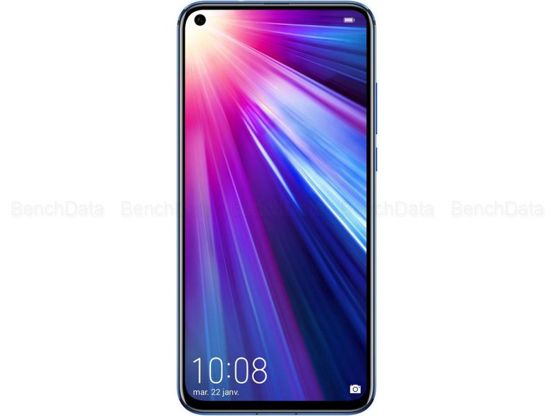Huawei Honor View 20, Double SIM, 128Go, 4G